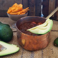 Cookbook Club: The Vegetarian Kitchen and a healthy pot o'chilli