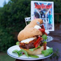 Cookbook Club: Jan Braai and the burger of all burgers