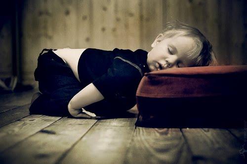 I'm sleeping my day away ...