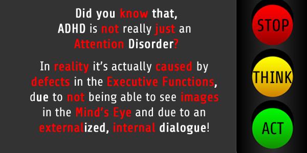 ADHDisNOTanATTENTIONdisorder