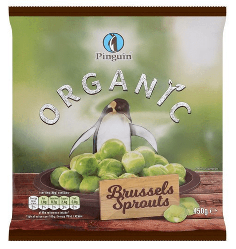 Pinguin Brussels Sprouts
