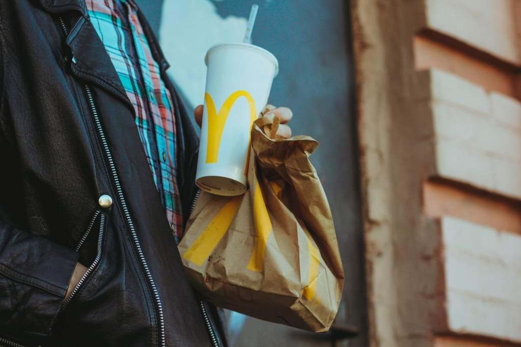 McDonald's Fast food takeaway