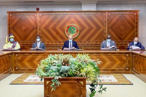 عاجل..تسريبات مجلس الوزراء ..تعيينات في الوظيفة العمومية والامانة العامة للحكومة