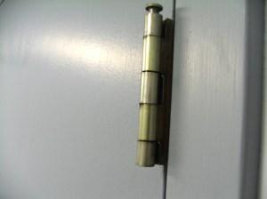 A Steel Door