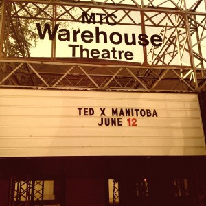 TEDxManitoba (2014)