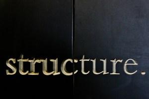 broken structure