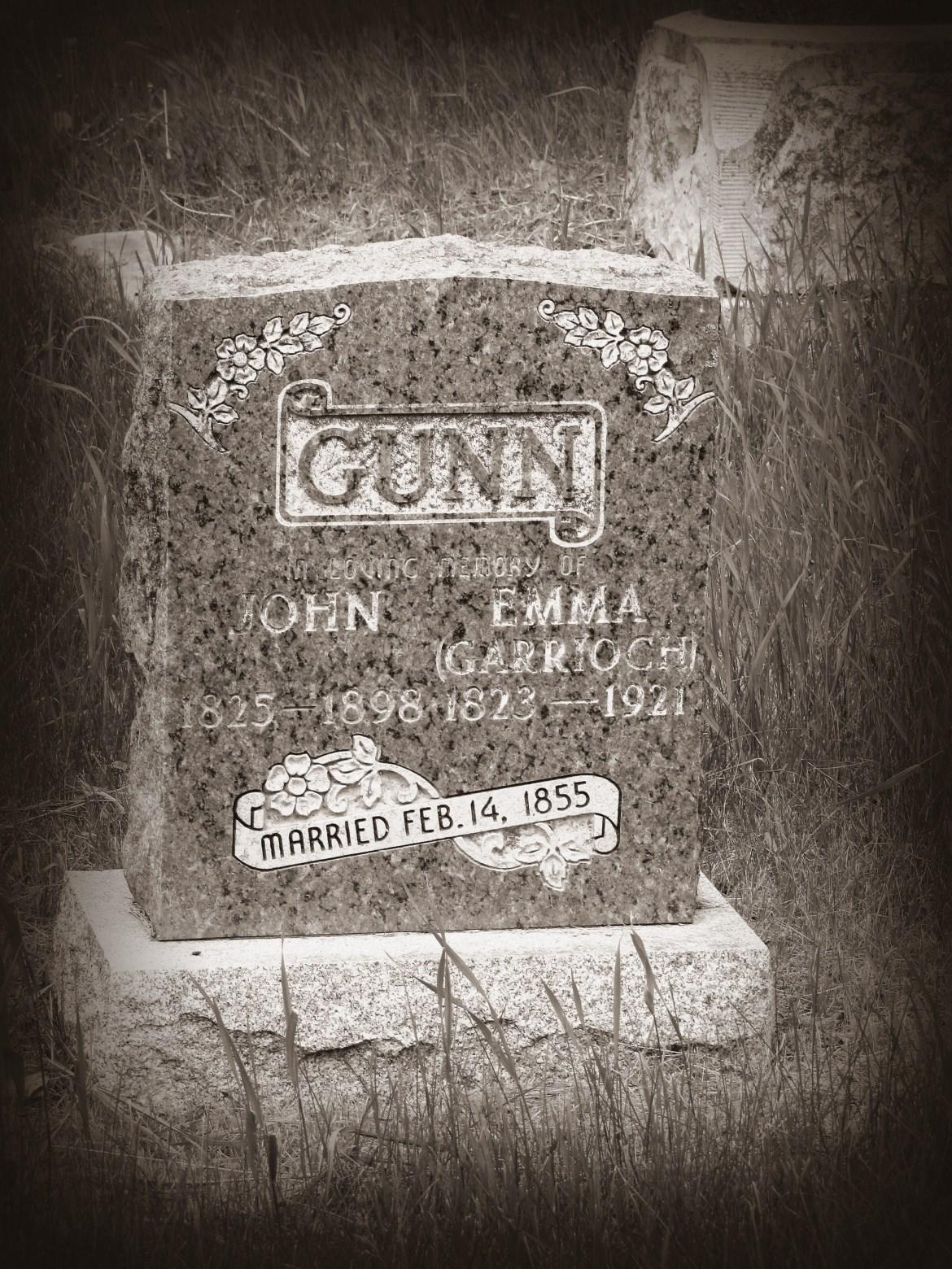 Gunn's Stone