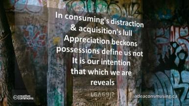 Intention Reveals