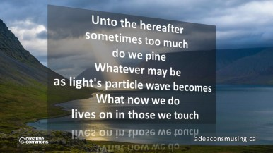 Those We Touch