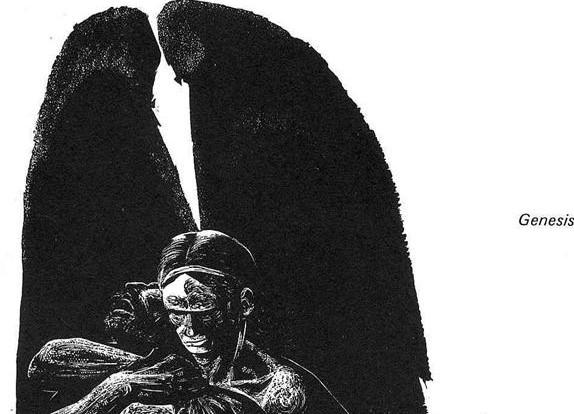 Jacob & the Angel (Lynn Ward: 1967)