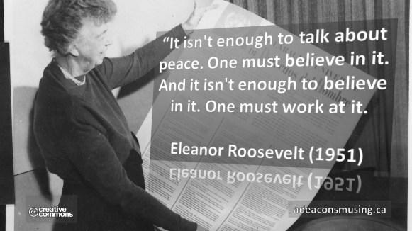 Eleanor Roosevelt (1951)