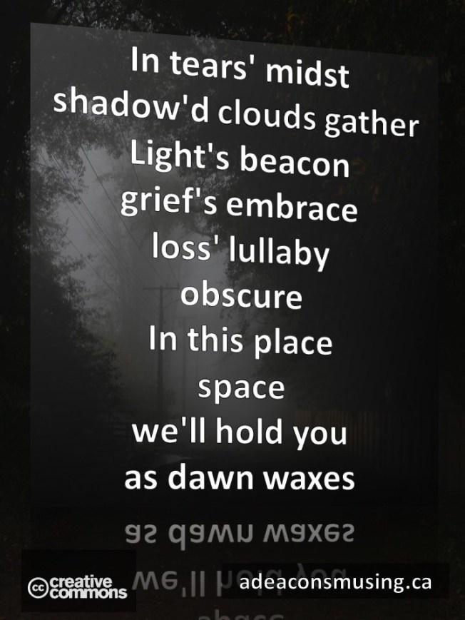 Dawn Waxes