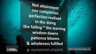 Wholeness Fulfilled