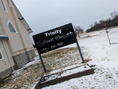 Trinity United Church (Lafleche-Limerick Pastoral Charge)