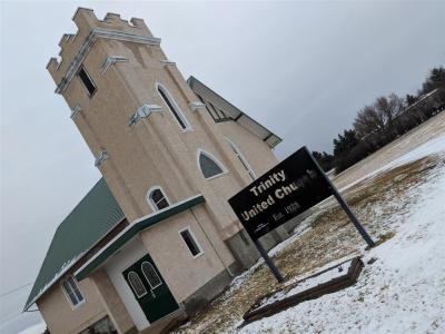 Trinity United Church (Lafleche-Limerick Pastoral Charge)