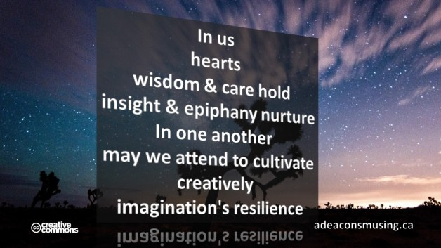 Imagination's Resilience