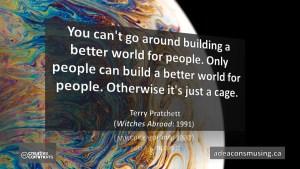 Terry Pratchett (1991)