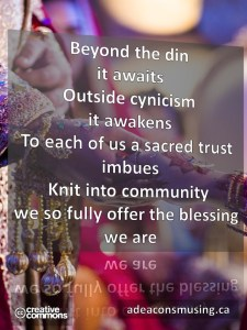 Blessing We Are