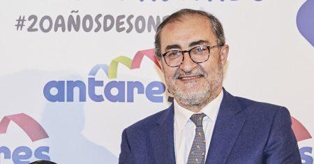 Imagen de Javier González, presidente de Antares