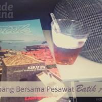 Terbang Bersama Pesawat Batik Air