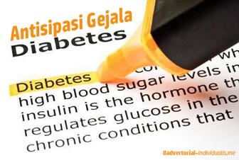 Diabetes Melitus dengan Susu Diabetamil Tropicana