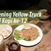 Coffee Shop Yellow Truck jalan Surya Sumantri 93 Bandung