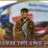 Sejarah Topi News Boy