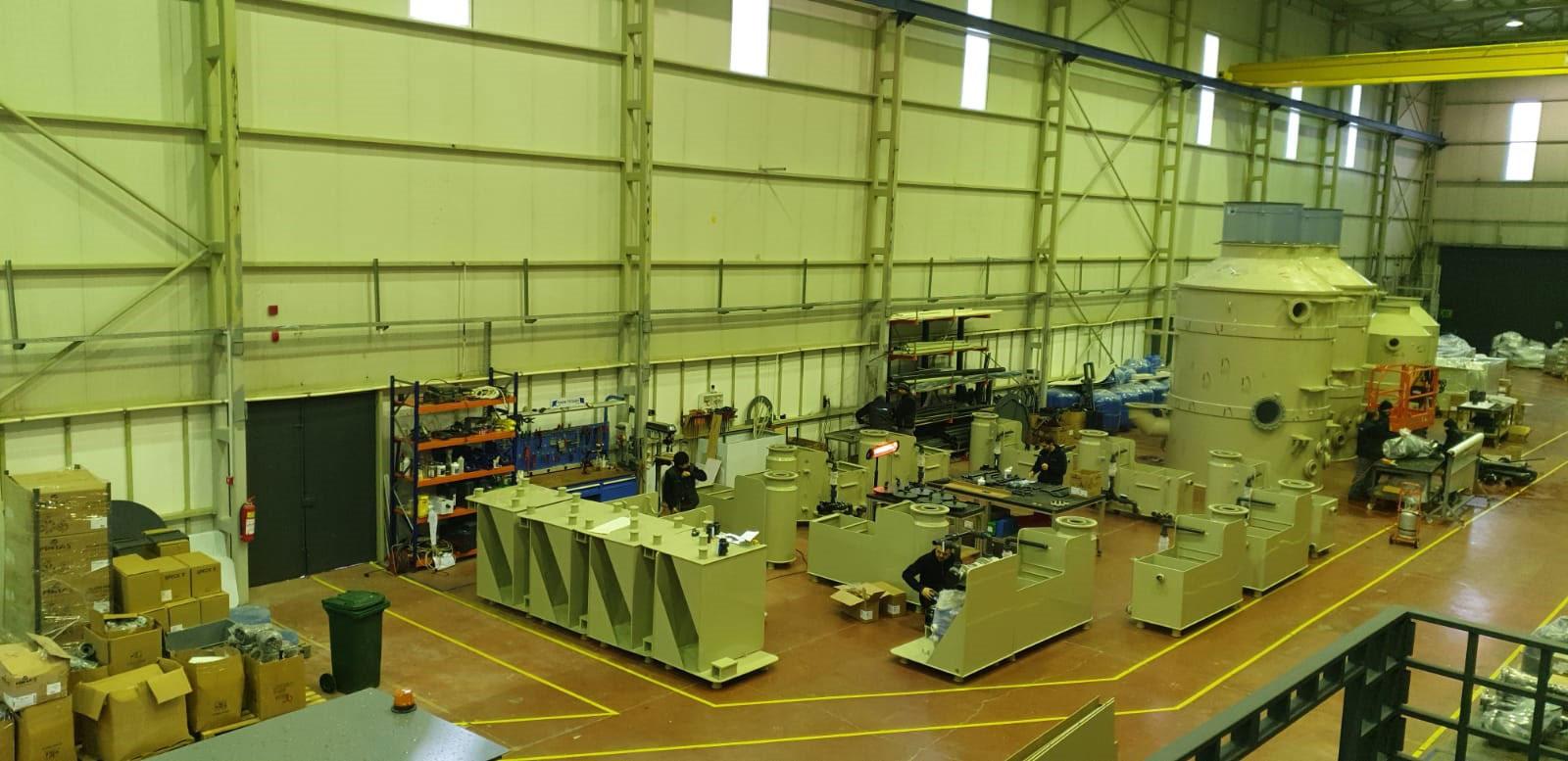 Our Production Center - 1