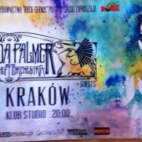 Amanda Palmer, Klub Studio, Krakow