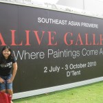 Alive Gallery: Where Paintings Come Alive