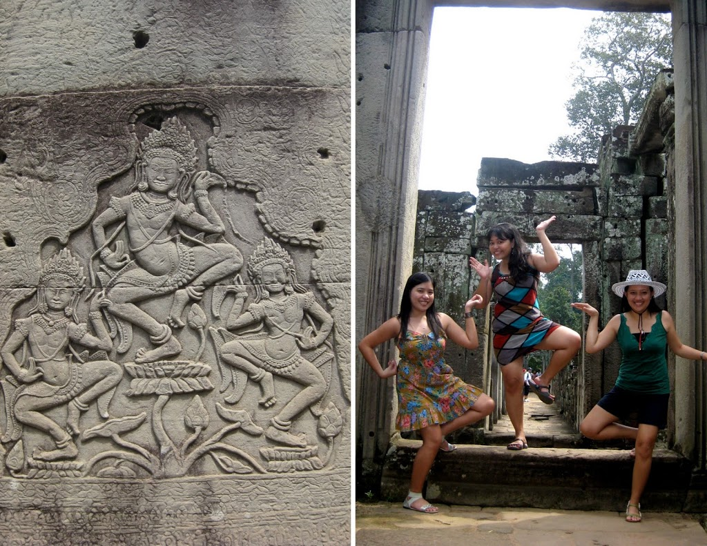 Copying the carvings. Did we succeed?