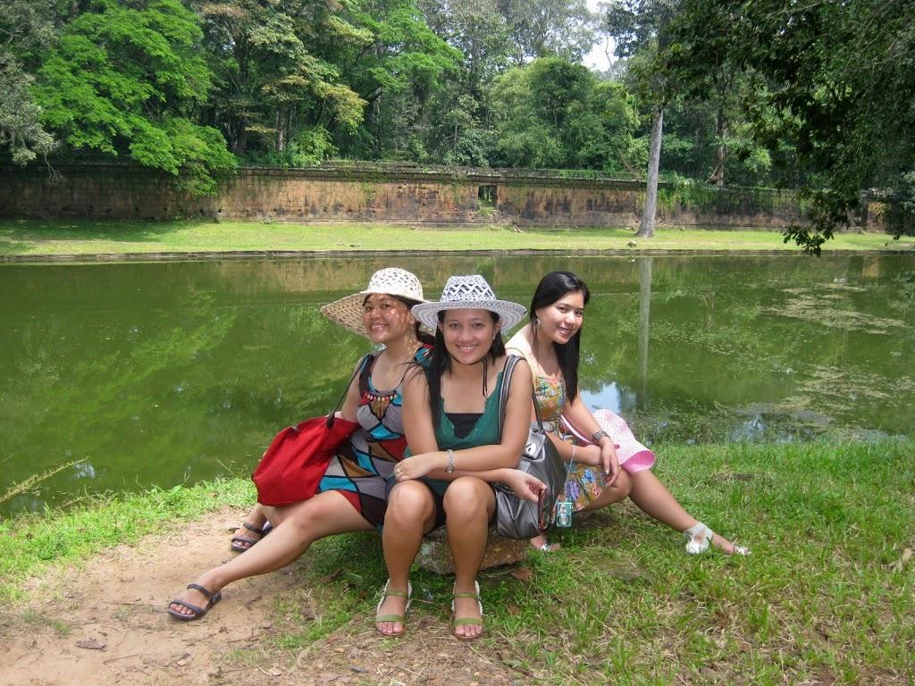 Cambodia King's swimming pool