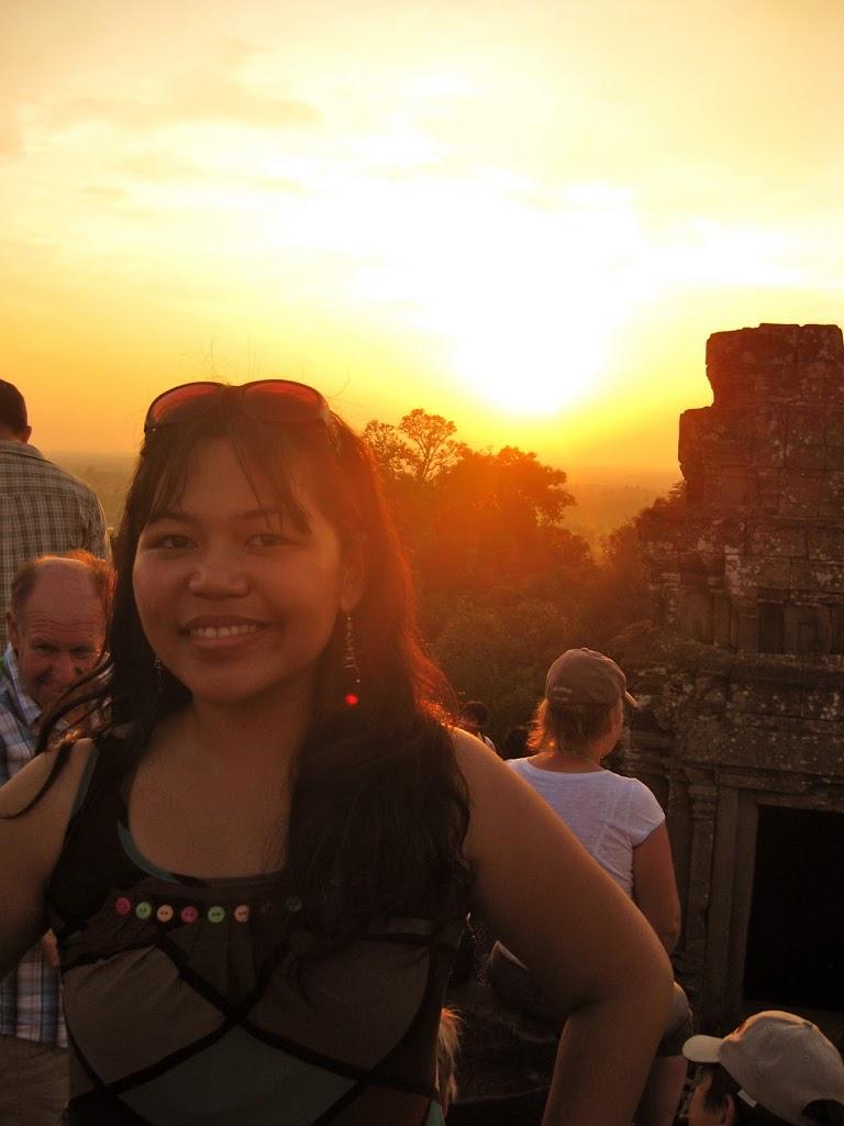 Hello, sunset!