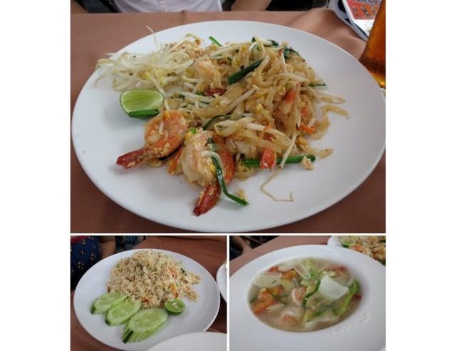 Phuket Thailand travel thai food