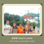 Hong Kong Disneyland {Deetour}