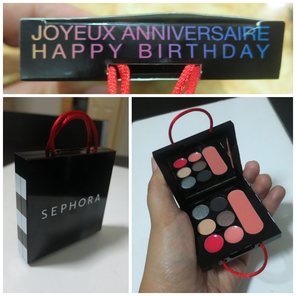 I Dont Have Something Like This Yet So Is A Very Welcome Birthday Gift Thanks Sephora