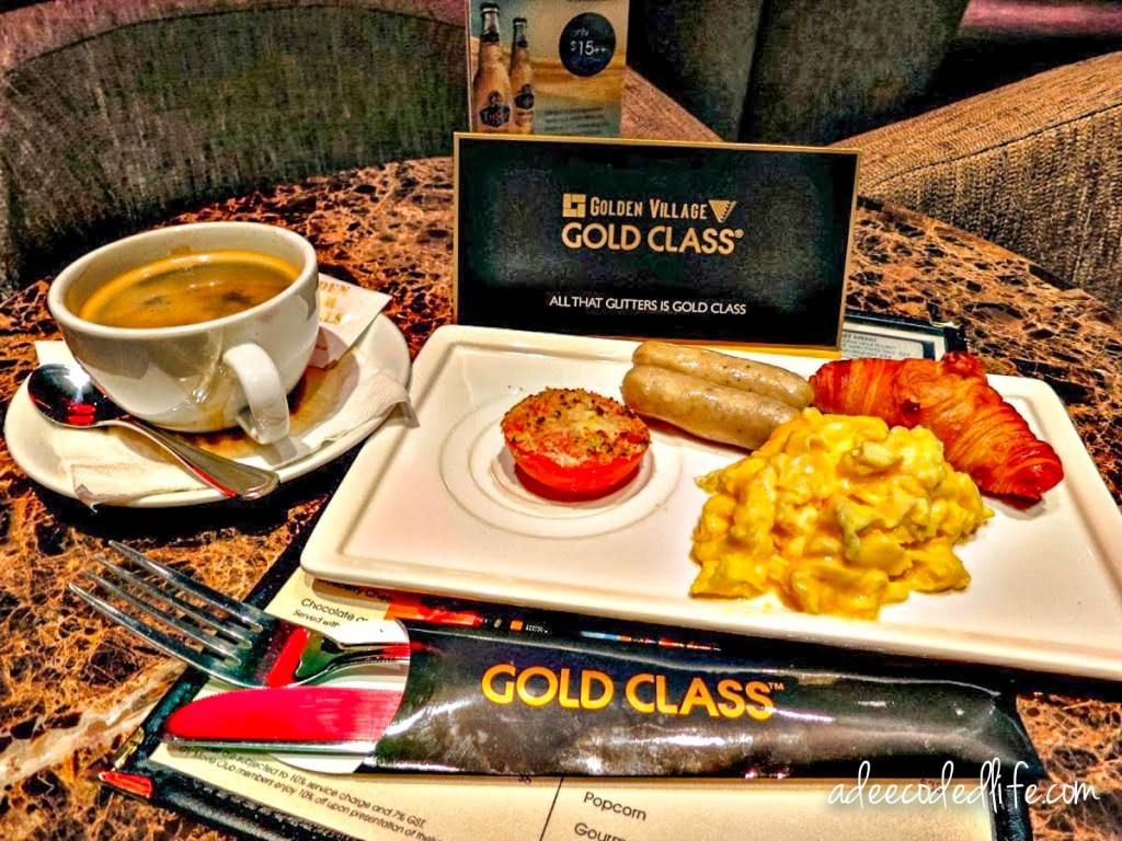 GV Gold Class-4