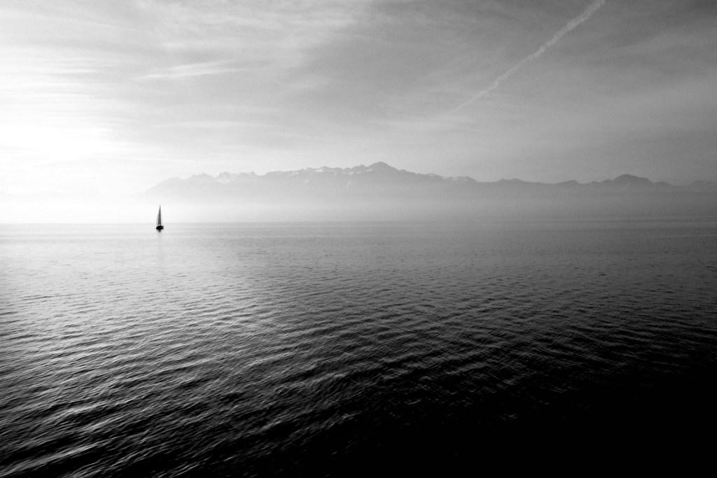 sailboat sea