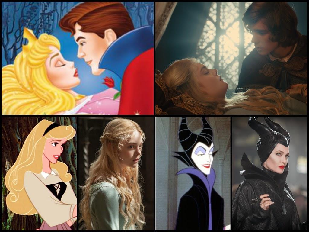 Sleeping Beauty Vs Maleficent A Deecoded Life