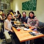 Reunion @ Tokyo Tonteki {Foodee}