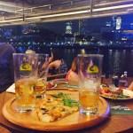 Pre-Valentine's Dinner @ Harry's Bar, Boat Quay