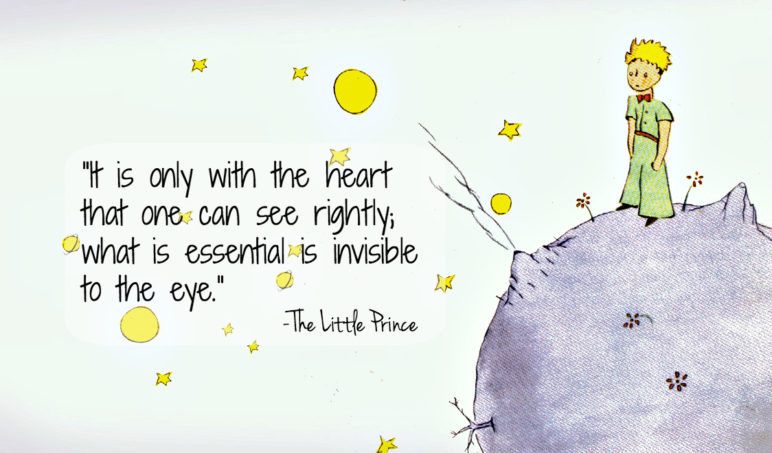 20 Important Quotes From The Little Prince: The Little Prince Trailer (Video)