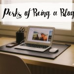 The Perks of Being a Blogger
