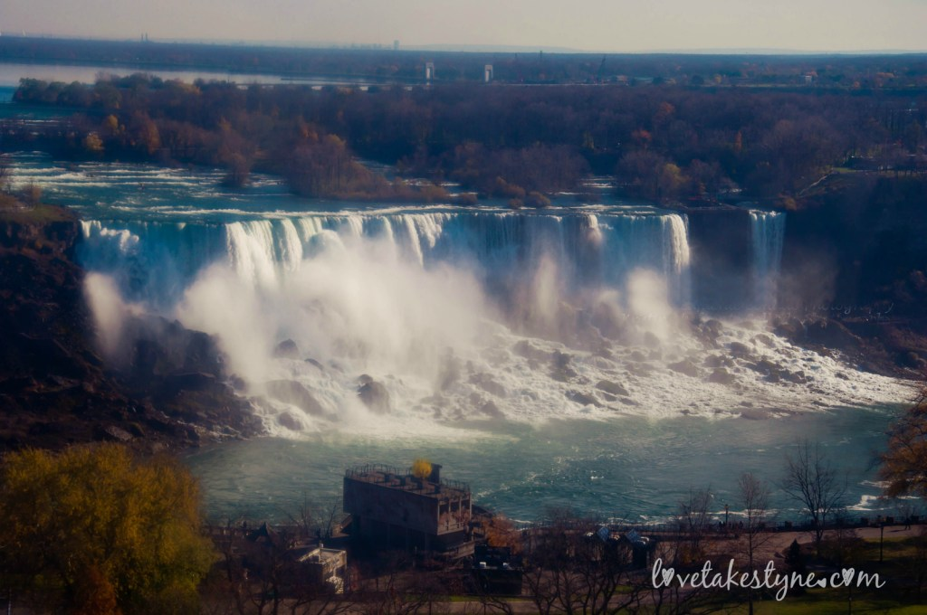 Toronto Canada falls