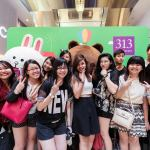 Line Friends Pop Up Store @ 313 Somerset