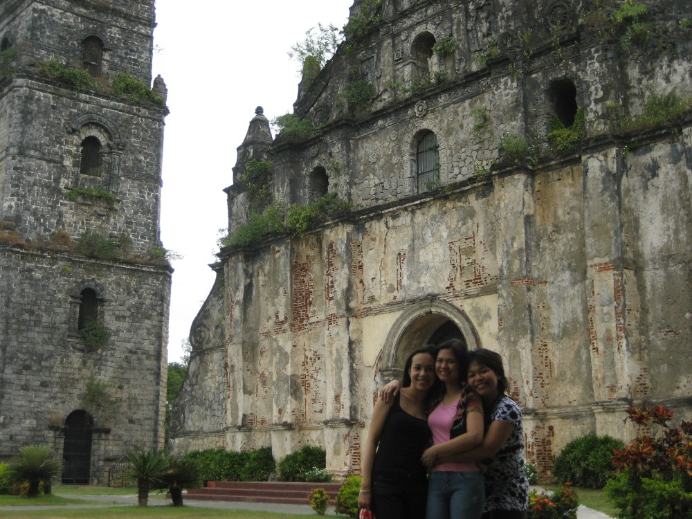 Laoag Paoay Church