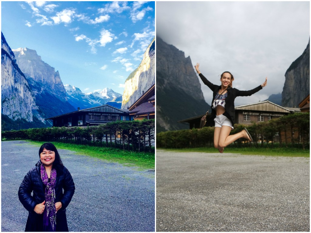 Switzerland jump shot