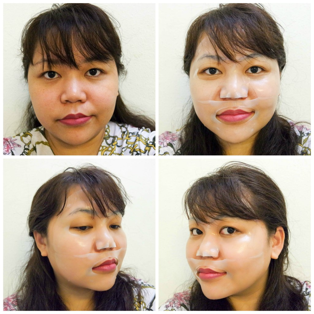 Faith in Face Hydrogel Mask
