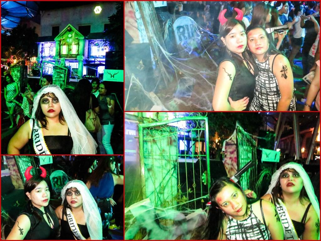 Halloween Clarke Quay Local Horror Stories