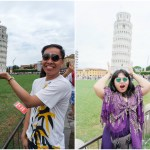 How to Pose with the Leaning Tower of Pisa {Deetour}